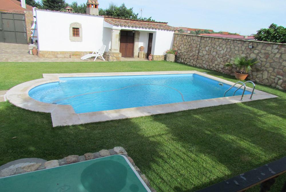 Fotos de una piscina best piscinas next prev with fotos for Piscinas plegables